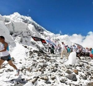Maratón del Everest