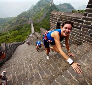 Maratón de la Muralla China