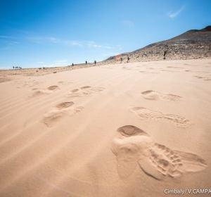Marathon des Sables en el Sáhara