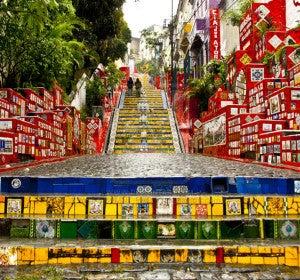 Escaleras de Salarón