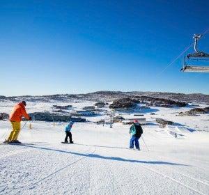 Perisher Range Ski Resort (Australia)