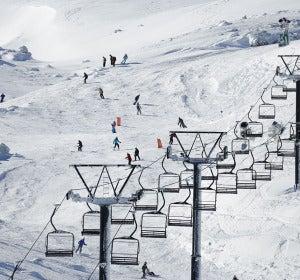 Esquí en el monte Ruapehu de Nueva Zelanda