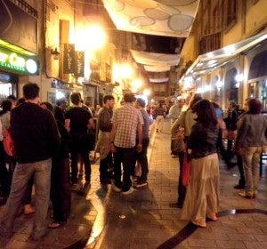 Calle del Laurel (Logroño)