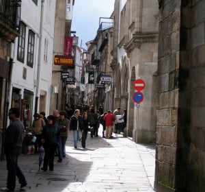 Rua do Franco (Santiago de Compostela)