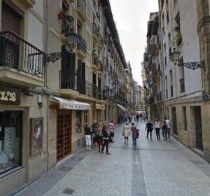 Calle 31 de Agosto en San Sebastián