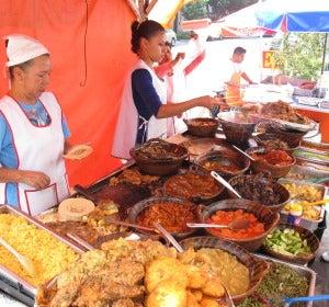 comida callejera mexicana en estado puro