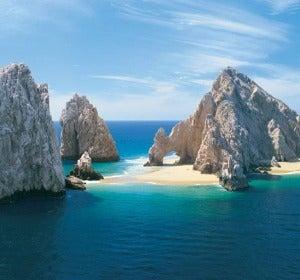 Impresionante paisaje de Cabo San Lucas