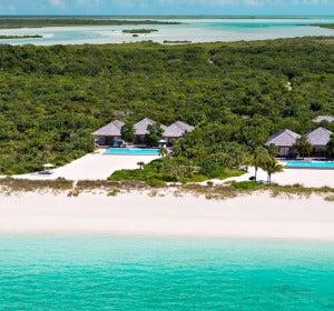 Villas en Parrot Cay (Turcas y Caicos)