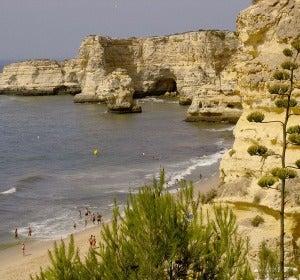 Playa Marinha (Algarve)