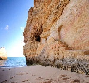 Playa de Carvalho (Algarve)