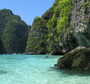 Krabi, en Tailandia