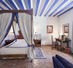 Habitación del Parador de Almagro (Ciudad Real)