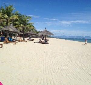 Playa Cua Dai, en Vietnam