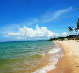 Long Beach, en la isla vietnamita de Phu Quoc