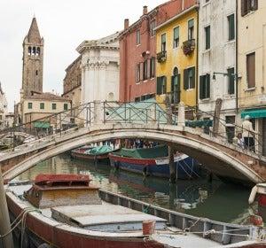 Ponte dei Pugni de Venecia