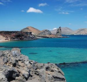 Islas Galápagos, en el Pacífico Sur