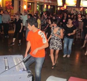Clases de Salsa en el centro de San Juan para turistas