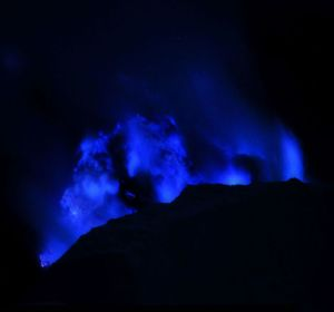 Volcán azul, Kawah Ijen