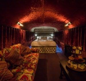 Dormitorio suite de lujo