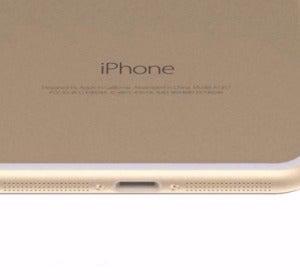 Así sería el iPhone sin toma de jack