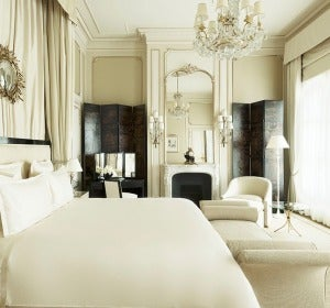Suite de Coco Chanel en el Ritz de París