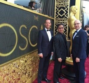 Mike Senna en los Oscar