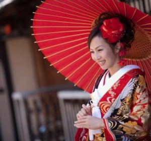 Boda en Kioto