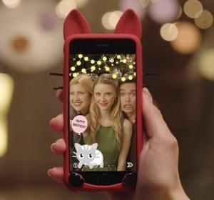 Filtros de Snapchat