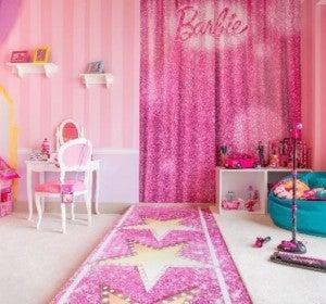 Suite Barbie en el Hilton de Panamá