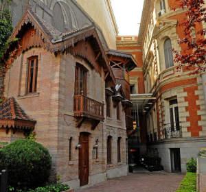 Casa de muñecas del Palacio de Linares