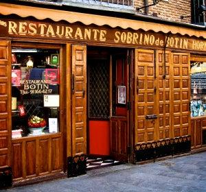 Restaurante Casa Botín (Madrid)