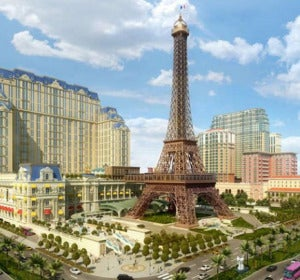 Torre Eiffel Macao