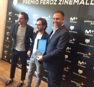 'El hombre las mil caras', Premio Feroz Zinemaldia 2016