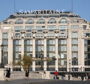 La Samaritaine. París