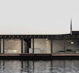 Modern Boat
