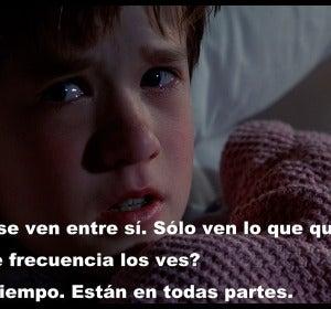 Fotograma de la película 'El Sexto Sentido'