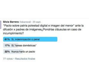 Twitter Silvia Barrera