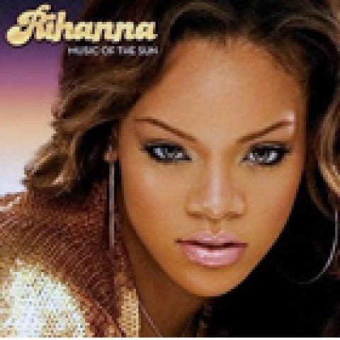 Portada Rihanna Music of the sun 140