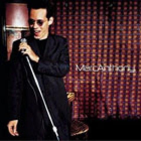 Portada Marc Anthony - Marc Anthony