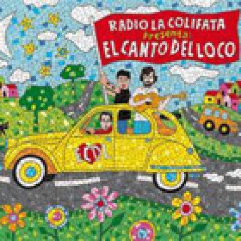 Portada El Canto del Loco Radio La Colifata presenta 140