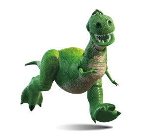 Toy Story 3: Rex