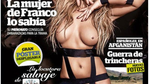 Laura Manzanedo Se Desnuda Para Interviú Famosos Y Celebrities