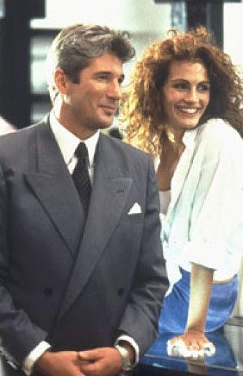 Richard Gere y Julia Roberts protagonizaron 'Pretty Woman'