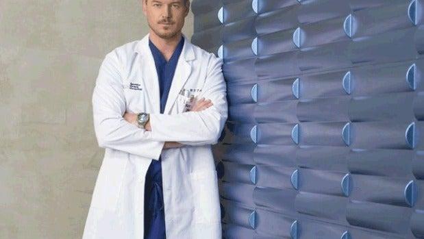 Eric Dane en 'Anatomía de Grey'