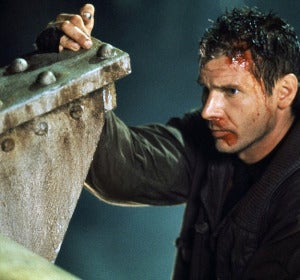 Harrison Ford hace 30 años
