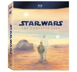 Star Wars, la saga al completo