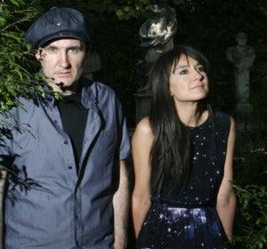 Juan Aguirre y Eva Amaral