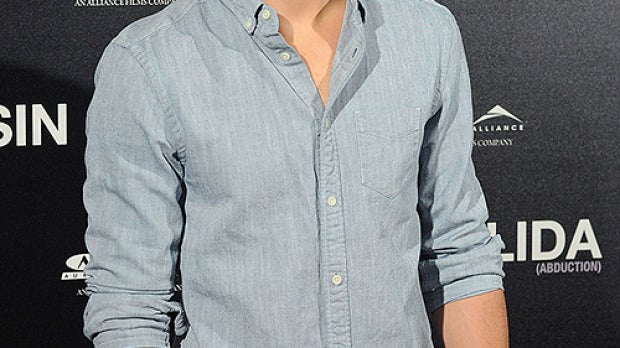 Taylor Lautner presenta Sin Salida