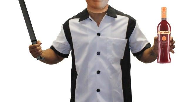 Disfraz de Charlie Sheen