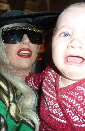 Lady Gaga, el nuevo 'coco' para los bebés